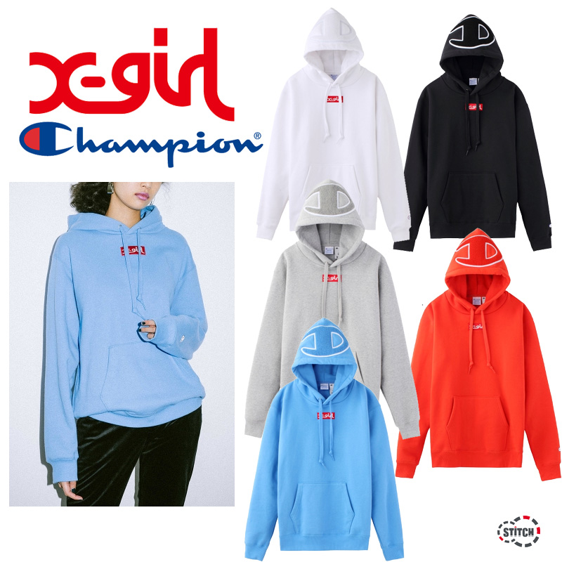 XGIRL CHAMPION 通販