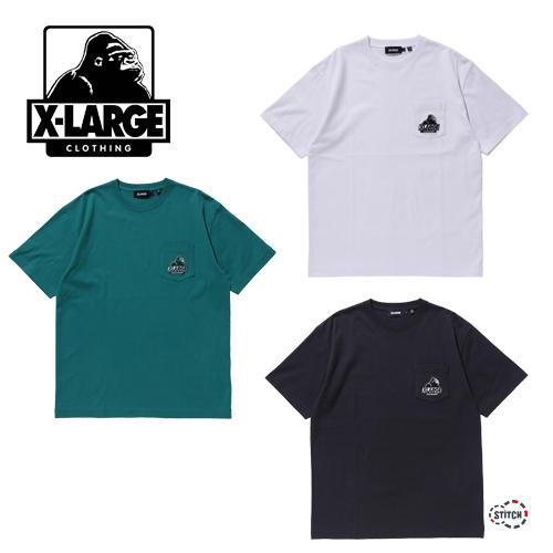 XLARGE 通販 取扱店舗 Tシャツ
