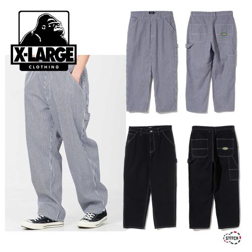XLARGE 通販 メンズ 取扱店舗 Tシャツ ズボン