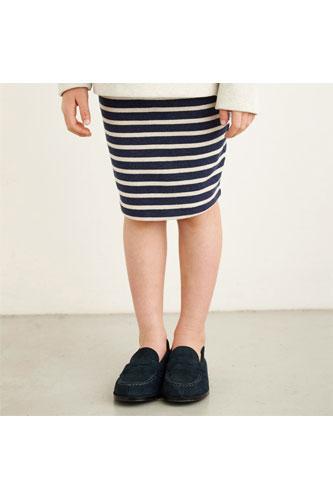 セール SMOOTHY(スムージー) ボーダータイトスカート  16SK-01 正規販売店 新品
