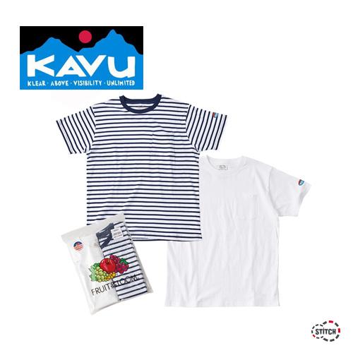 カブー KAVU 通販 店舗 帽子 Tシャツ