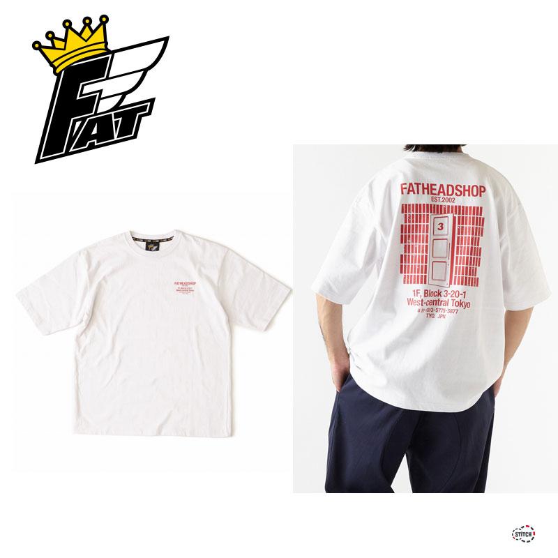 FAT  通販 店舗 Tシャツ