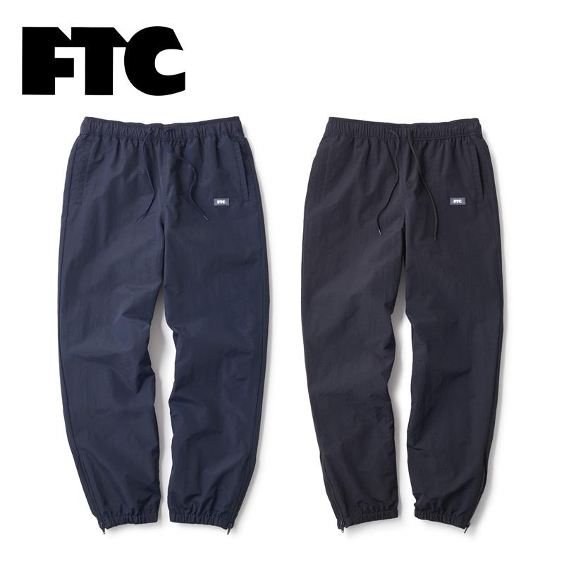 セール FTC エフティーシー 通販 NYLON TRACK PANT FTC018AWB05  ナイロントラックパンツ メンズ ストリート スケートボード 正規販売店 送料無料