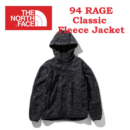 【キャンペーン対象】 THE NORTH FACE ザ ノース フェイス 94 RAGE Classic Fleece Jacket NL71961  94レイジクラシックフリースジャケット ユニセックス 正規取扱店