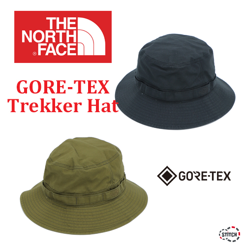 THE NORTH FACE ザ ノース フェイス GORE-TEX Trekker HAT NN02030 ゴアテックストレッカーハット 帽子 ユニセックス 正規取扱店