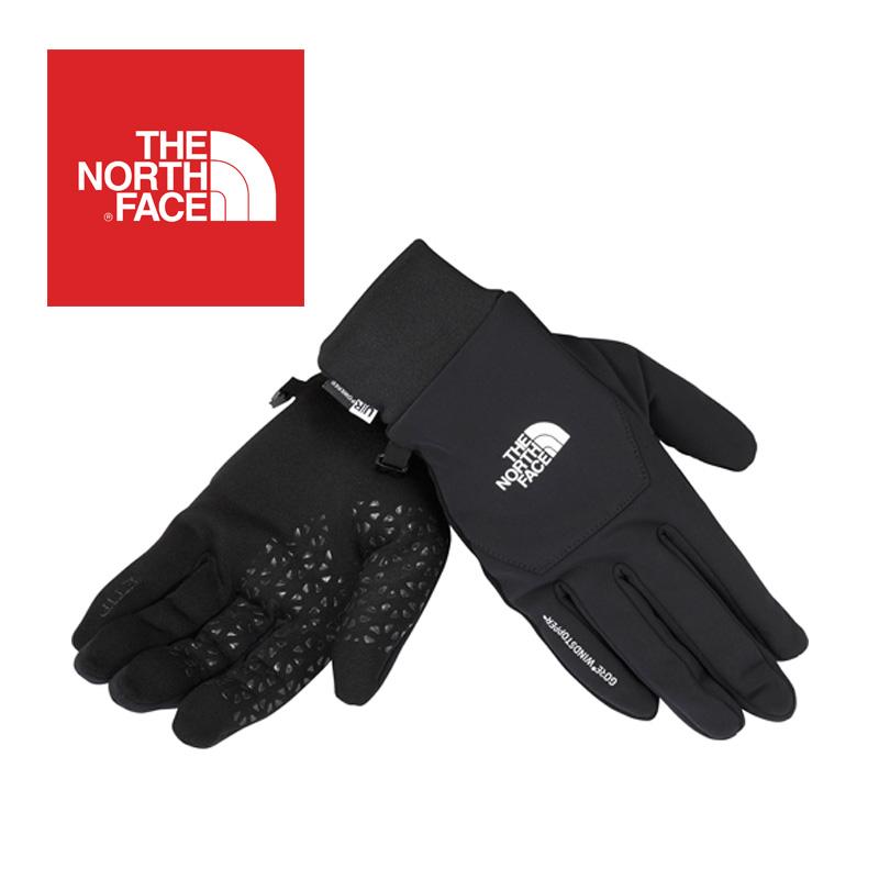 【正規取扱店】THE NORTH FACE (ザ・ノース・フェイス) WindstopperEtipGlove NN61617 ウインドストッパーイーチップグローブ 手袋 ユニセックス