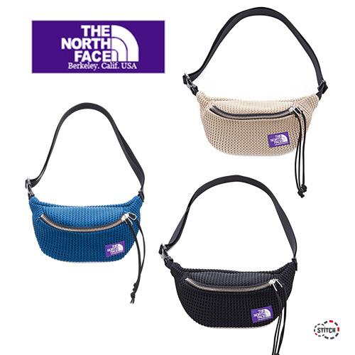 THE NORTH FACE PURPLE LABEL ザ ノースフェイスパープルレーベル Mesh Waist Bag NN7013N メッシュ ウエストバッグ 正規取扱店