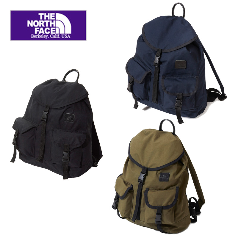 THE NORTH FACE  PURPLE  LABEL nanamica Mountain Day Pack NN7869N ザ ノースフェイスパープルレーベル リュック デイパック 送料無料 正規取扱店