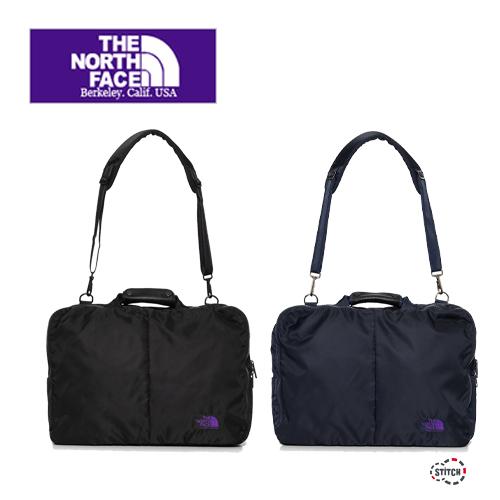 THE NORTH FACE  PURPLE  LABEL ザ ノースフェイスパープルレーベル LIMONTA Nylon 3Way Bag  NN7914N ナイロンバッグ ビジネスリュック 送料無料 正規取扱店