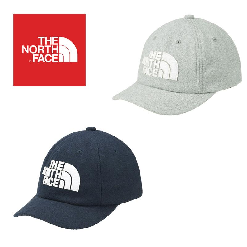 【正規取扱店】THE NORTH FACE (ザ・ノース・フェイス)Kids' TNF Logo Flannel Cap NNJ41716 TNF ロゴフランネルキャップ 帽子 キッズ 子供