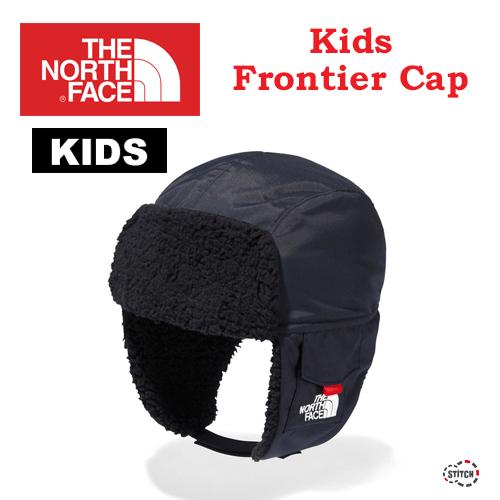 THE NORTH FACE ザ ノース フェイス Kids' Frontier Cap NNJ41904  フロンティアキャップ キッズ 帽子 正規取扱店