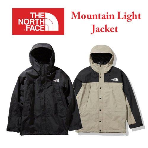 THE NORTH FACE ザ ノース フェイス Mountain Light Jacket NP11834 マウンテンライトジャケット ゴアテックス ウォータープルーフ メンズ 正規取扱店