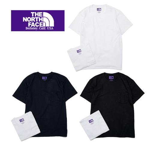 THE NORTH FACE  PURPLE  LABEL ザ ノースフェイスパープルレーベル Pack Field Tee NT3906N 半袖 Tシャツ 2枚セット  正規取扱店