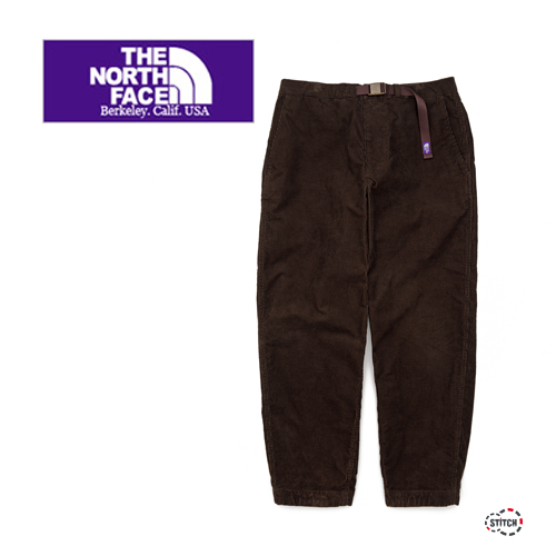 THE NORTH FACE PURPLE LABEL ザ ノースフェイスパープルレーベル Corduroy Wide Tapered Pants NT5058N コーデュロイ ワイド テーパードパンツ メンズ 正規取扱店