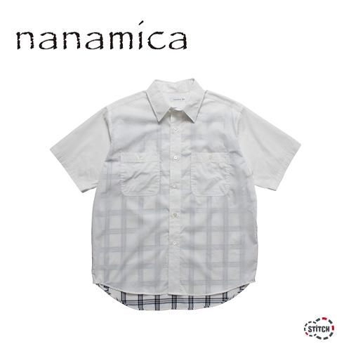 ナナミカマウンテン 通販  店舗 シャツ