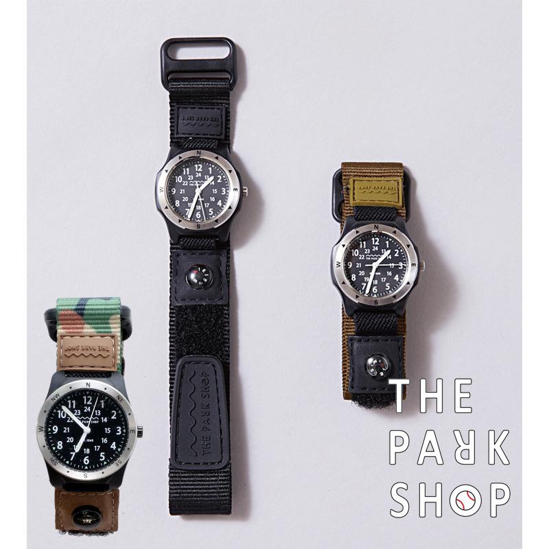 THE PARK SHOP ザ パークショップ  WARTERBOY WATCH TPS-90 ミリタリーウォッチ 腕時計 キッズ 子供 正規取扱店