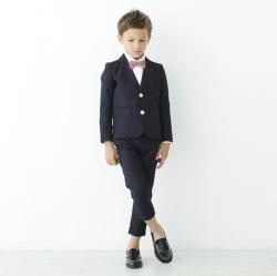 【正規取扱店】SMOOTHY(スムージー)01SETUP-01 セットアップスーツ ロングパンツ 入学・入園 キッズ 子供服