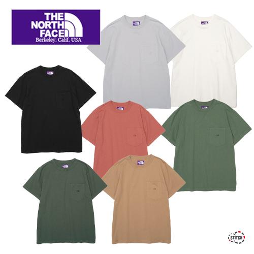 ノースフェイス パープル 通販 Tシャツ