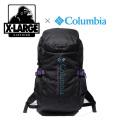 【X-LARGE(エクストララージ)×Columbia(コロンビア)】  PEA CREST XL BACKPACK 01181035 バックパック リュック