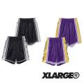 X-LARGE(エクストララージ)  BASKETBALL SHORT 01182705 バスケットボールショーツ メンズ