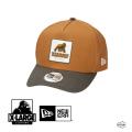 XLARGE×NEW ERA エクストララージ×ニューエラ WALKING APE SNAPBACK CAP 01195002 ウォーキングエイプスナップバック キャップ 帽子 ロゴ メンズ 正規取扱店