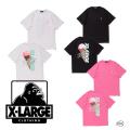 XLARGE 通販 店舗 tシャツ 靴下