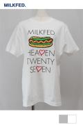 【SALE30%OFF】【MILKFED.(ミルクフェド)×SHETA(シータ)】S/S POCKET TEE 03171107 半袖Tシャツ レディース 初コラボ