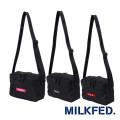 MILKFED.(ミルクフェド) SHOULDER BAG BAR 03172021 ショルダーバッグ 【正規販売店】【予約商品】