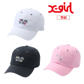 X-girl エックスガール  1-1994 6PANEL CAP 05181018 キャップ 帽子 レディース