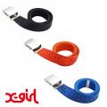 【ゆうパケット可送料205円】X-girl(エックスガール) LOGO GI BELT 05181034 GIベルト レディース