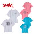 【予約商品】X-girl(エックスガール) XG BIG S/S TEE 05181137 5月上旬発売予定 半袖Tシャツ レディース