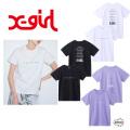 エックスガール 通販 Tシャツ