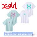 XGIRL 通販 店舗 バック Tシャツ