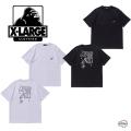 XLARGE エクストララージ S/S POCKET TEE WEEKENDER 101218011010 ポケットティー プリント 半袖Tシャツ メンズ X-LARGE正規取扱店