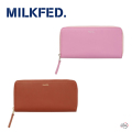 ミルク フェド 財布 コンパクト 11つ折り ロング 通販 取扱店舗