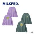 ミルク フェド ミルフェ 通販 レディースロンティー Tシャツ
