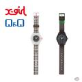 XGIRL 通販 レディース 腕時計 ニット帽