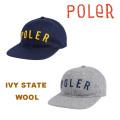 セール POLeR stuff(ポーラー) IVY STATE WOOL キャンプ アウトドア キャップ 帽子 正規取扱店
