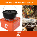 【SALE20%OFF】POLeR(ポーラー) CAMP FIRE DUTCH OVEN  714077 ダッチオーブン