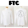 FTC(エフティーシー) MADE BY FTC017WT08 ロングスリーブTシャツ スケートボード ストリート【正規販売店】