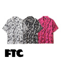 【SALE30%OFF】【FTC(エフティーシー)×MIKE GIANT(マイク・ジャイアント)】 RAYON SHIRT FTC018MGC01 半袖レーヨンシャツ スケートボード ストリート【正規販売店】