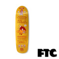 "FTC(エフティーシー) CRUISER DECK  Artwork by Morning Breath 9""×33"" 9Iinch スケボーデッキ  スケートボード ストリート 【正規販売店】 通販"