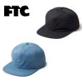 FTC(エフティーシー) TONAL VIVA LOGO 6 PANEL FTC018SUMH02 6パネルキャップ スケートボード ストリート【正規販売店】