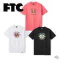 FTC エフティーシー LADY TEE FTC021SPT04 レディーティー ショートスリーブティー 半袖  グラフィック Tシャツ メンズ 正規取扱店