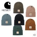 carhartt WIP カーハート ダブリューアイピー ACRYLIC WATCH HAT I020222 定番ビーニー ニット帽 帽子 ユニセックス オールシーズン 正規取扱店