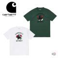 carhartt WIP カーハート ダブリューアイピー S/S BOXING C T-SHIRT White Treehouse I029026-21S 半袖 グラフィック Tシャツ メンズ 正規取扱店