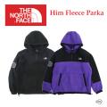 THE NORTH FACE ザ ノース フェイス Him Fleece Parka NA72031 ヒムフリースパーカ メンズ 正規取扱店