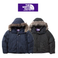 「OUTER FAIR!」【期間限定10%OFF】【メンズ・レディース】THE NORTH FACE  PURPLE  LABEL nanamica ザ ノースフェイスパープルレーベル Vertical Mountain Short Down Parka ND2759N 光電子ダウン アウター