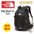 THE NORTH FACE ザ ノースフェイス Big Shot CL NM72005 ビッグショット クラシック メンズ レディース リュック バックパック  正規取扱店 送料無料