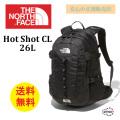 THE NORTH FACE  ザノースフェイス  Hot Shot CL NM72006 ホットショット クラシック 26L リュック バックパック  アウトドア 正規取扱店 送料無料